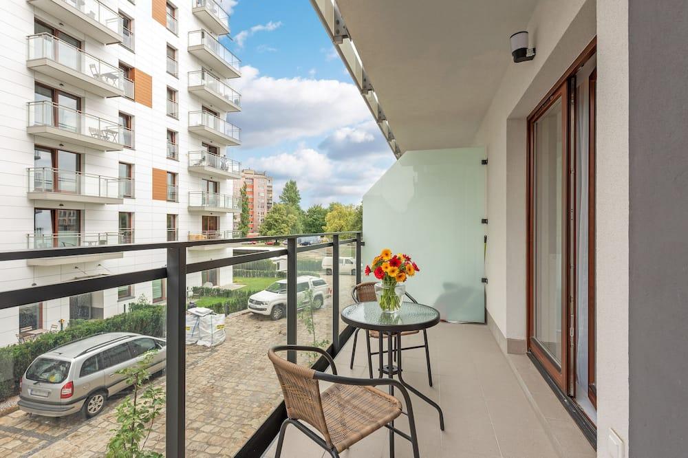 Apartment (Chmielna Spa & Wellness) - Balcony
