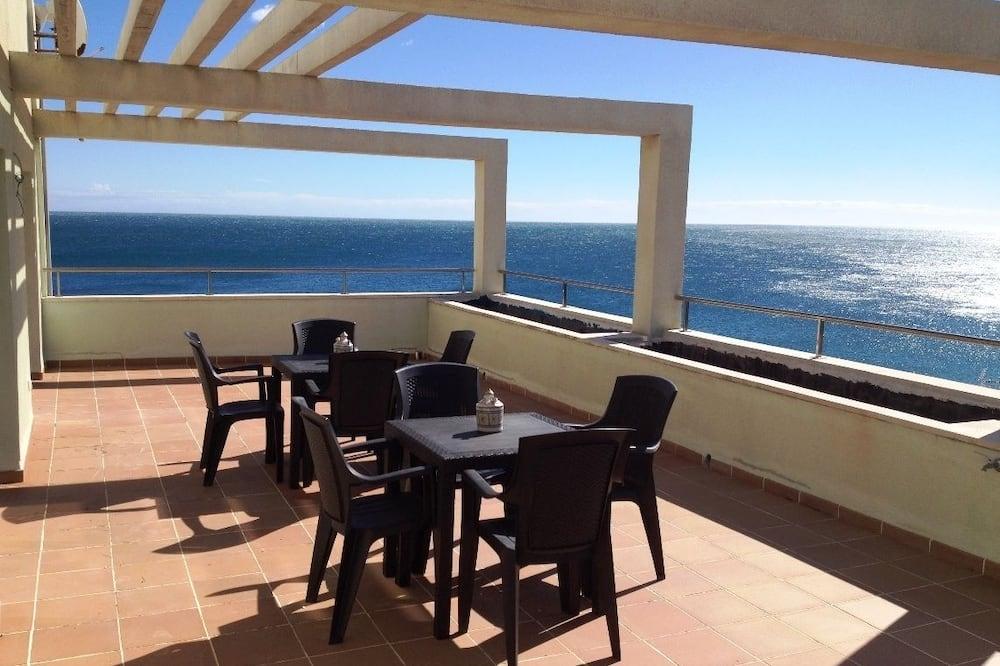 Penthouse, 4 slaapkamers, privézwembad, Uitzicht op het strand - Uitgelichte afbeelding