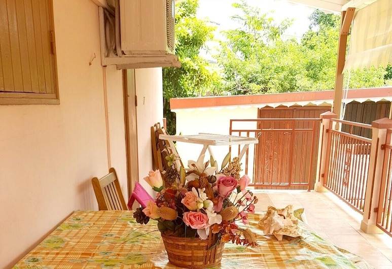 Apartment With 2 Bedrooms in Mare Gailard, With Enclosed Garden and Wifi - 2 km From the Beach, Le Gosier