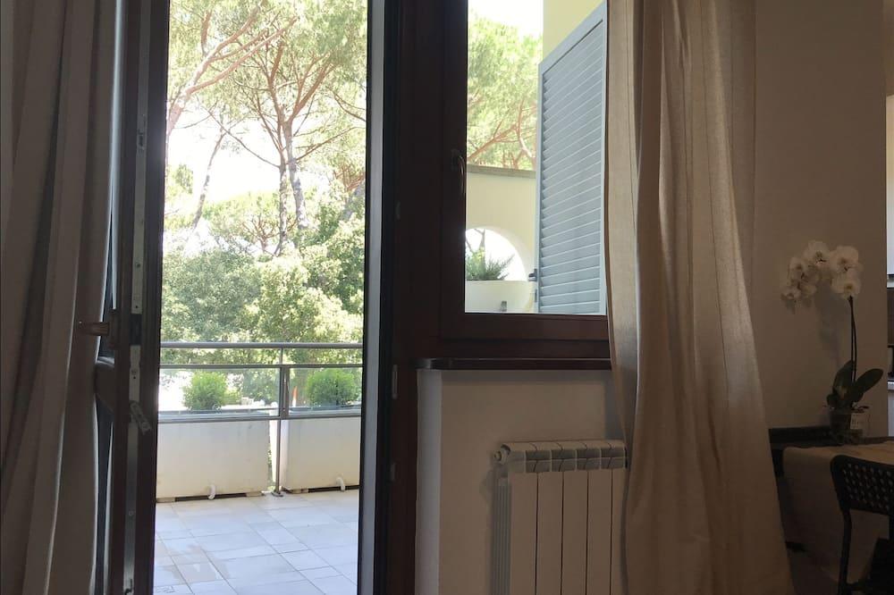Apartemen Comfort, 2 kamar tidur - Balkon