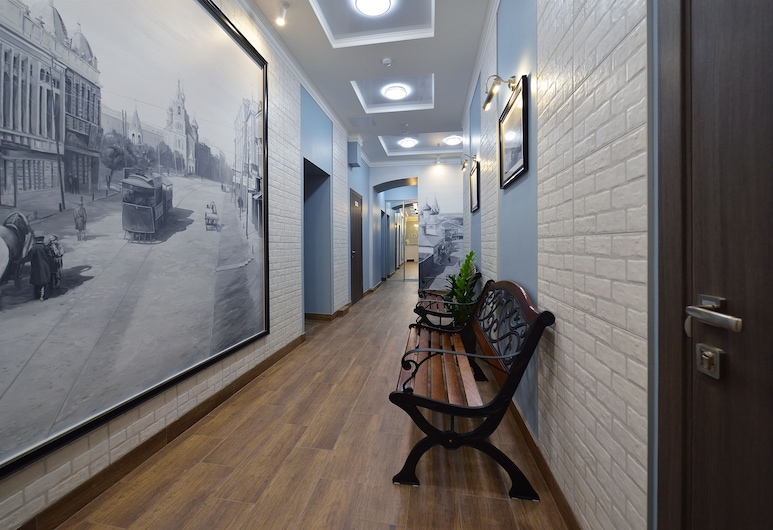 Mini-hotel Salstory, Nizhny Novgorod, Interior Entrance