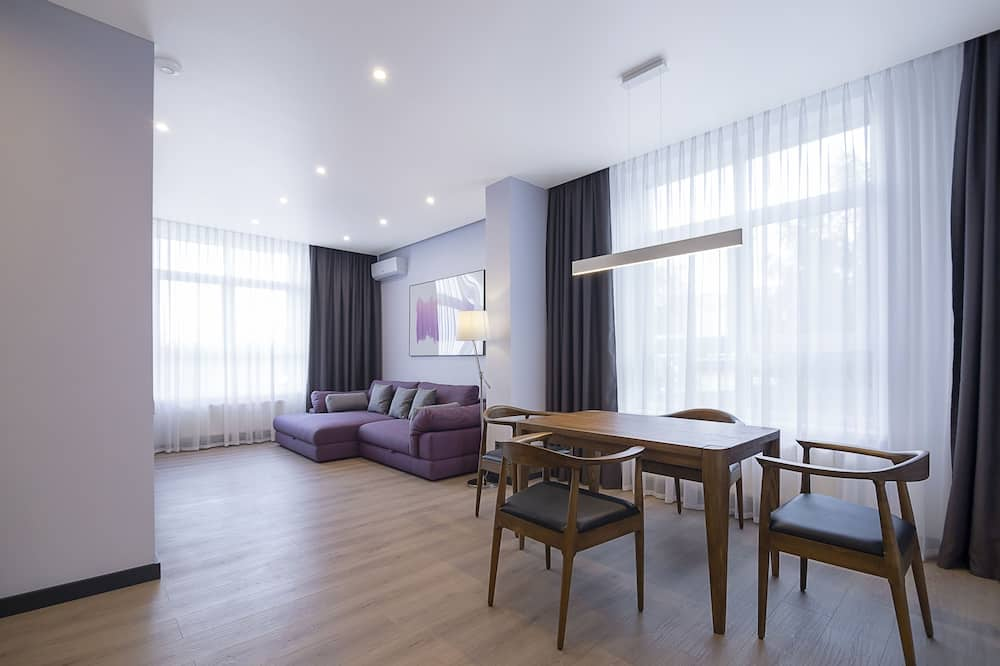 Executive-Apartment, 1 Schlafzimmer - Zimmer