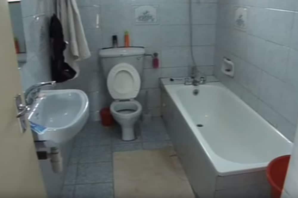 Superior eenpersoonskamer - Badkamer