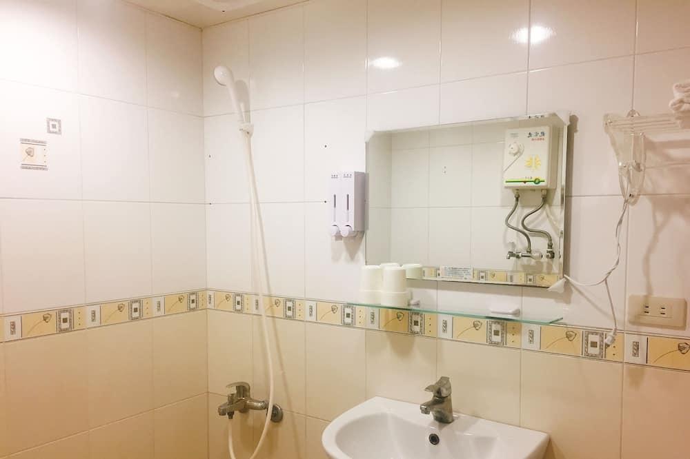 舒適雙人房, 1 張標準雙人床, 非吸煙房 - 浴室