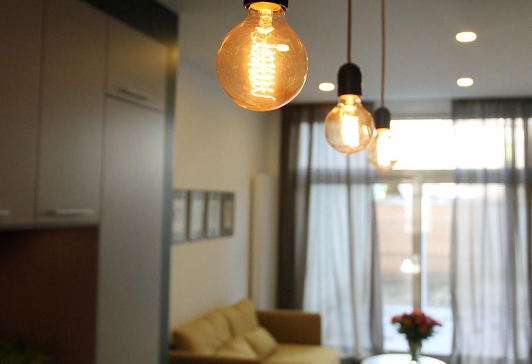 Magnifik lyxig lägenhet i Maison de Maître - Trädgård, terrass, tunnelbana, Brussels, Vardagsrum
