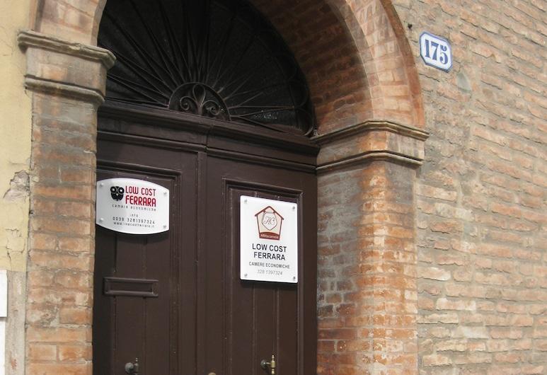 Low Cost Ferrara, Ferrara, Pohľad na hotel