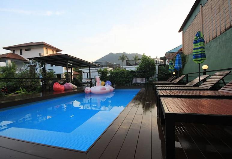 普漢納之家酒店, 蘇梅島, 室外泳池