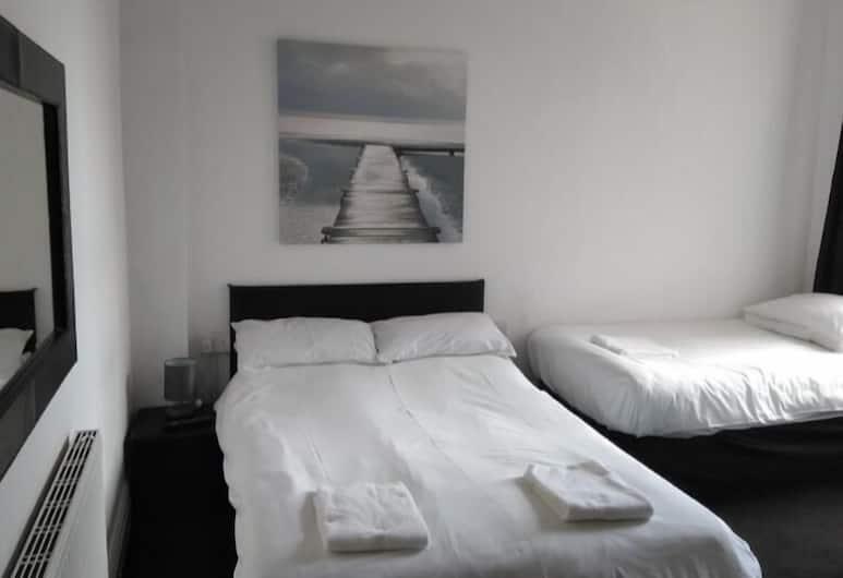 Alfies Hotel, Blackpool, חדר אורחים