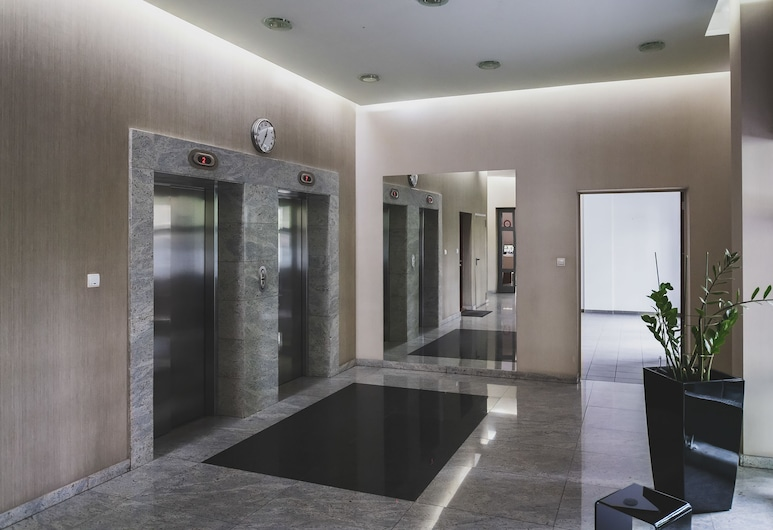 P&O Apartments Fabryczna, Warszawa, Lobby