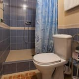 Economy-Zweibettzimmer, Gemeinschaftsbad - Badezimmer
