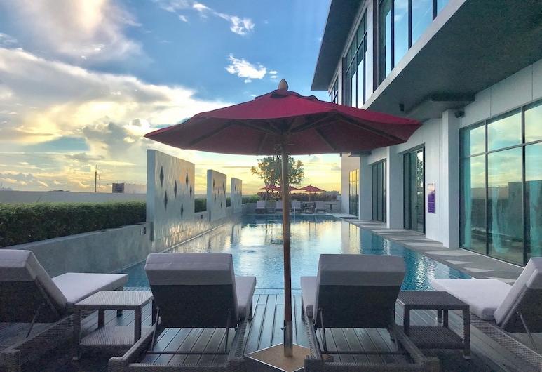 Grand Fortune Hotel Nakhon Si Thammarat, Nakhon Si Thammarat, Pool