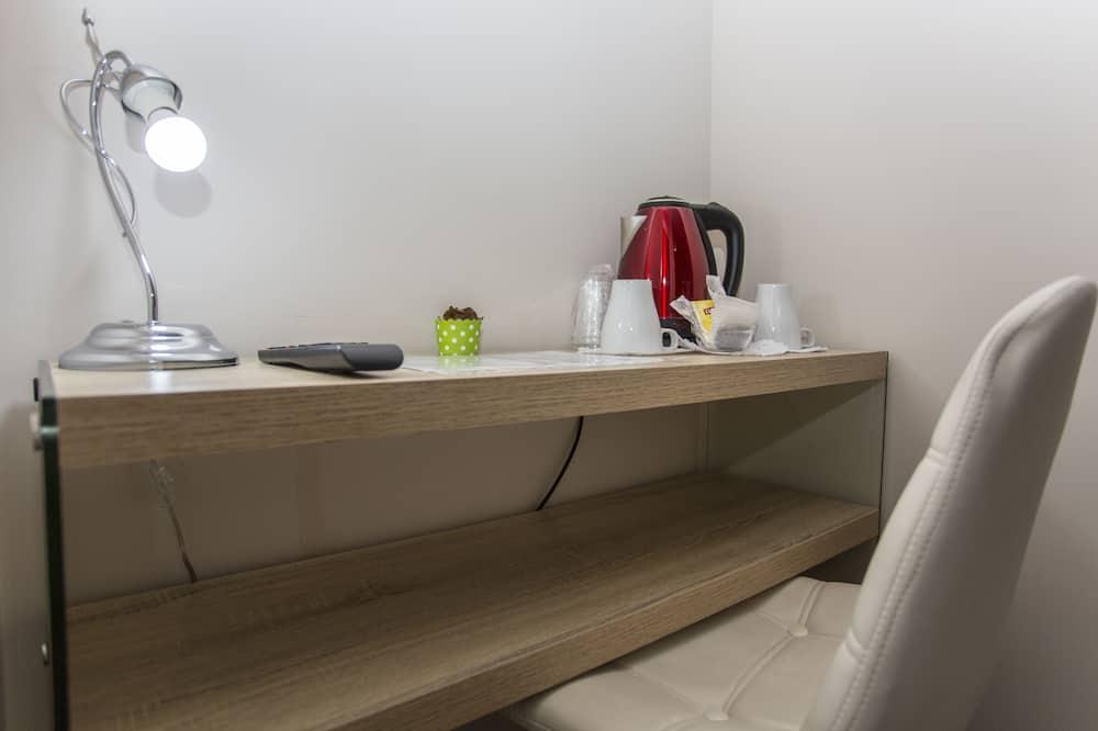 Habitación doble estándar, 1 cama Queen size - Sala de estar