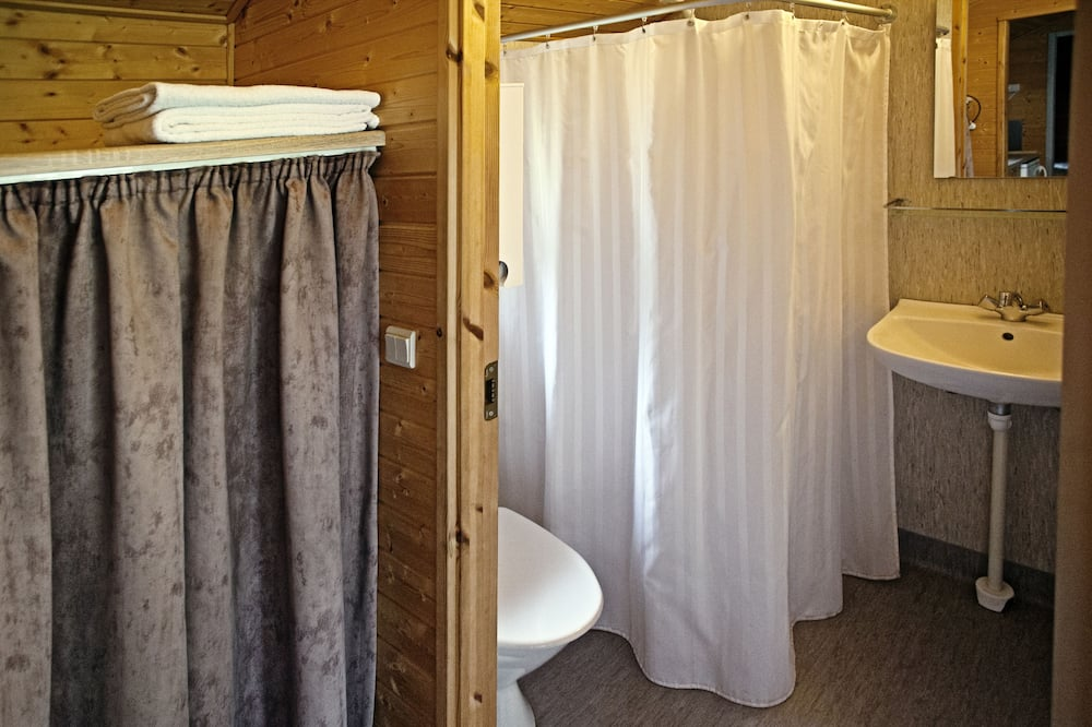 Wild West Cabin - חדר רחצה