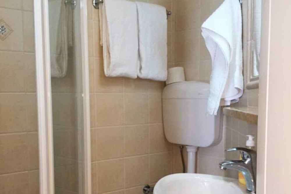 Habitación clásica con 1 cama doble o 2 individuales, para no fumadores - Baño