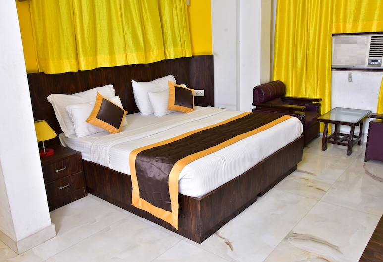 SWASNO HOTELS PVT LTD, Gurugram, Deluxe Double Room, 1 Double Bed, Non Smoking, Guest Room View