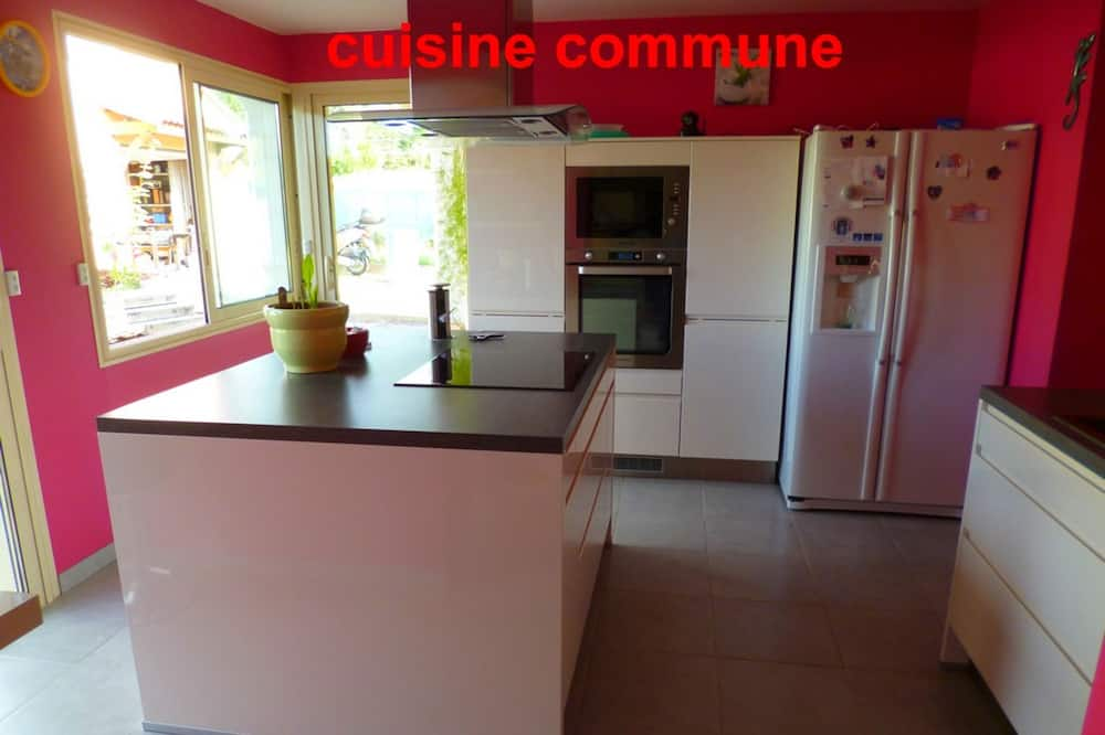 Double Room (Indienne) - Shared kitchen