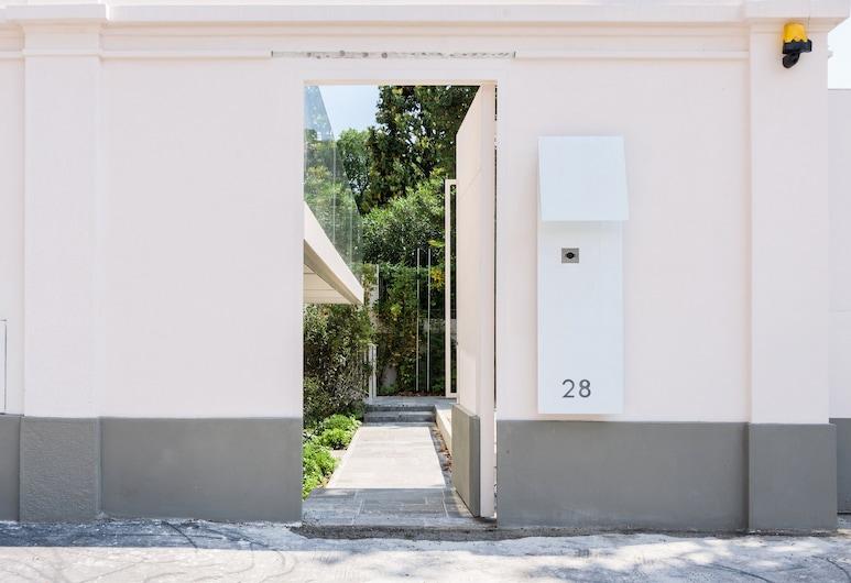 ホーム アット ホテル ボッケリーニ ラグジュアリー スタジオ, ミラノ, 施設の入り口