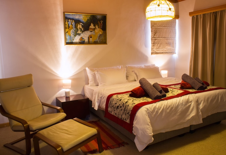 All African Colours Guest House cc, Swakopmund, Business Double Room, Non Smoking, Private Bathroom, Guest Room