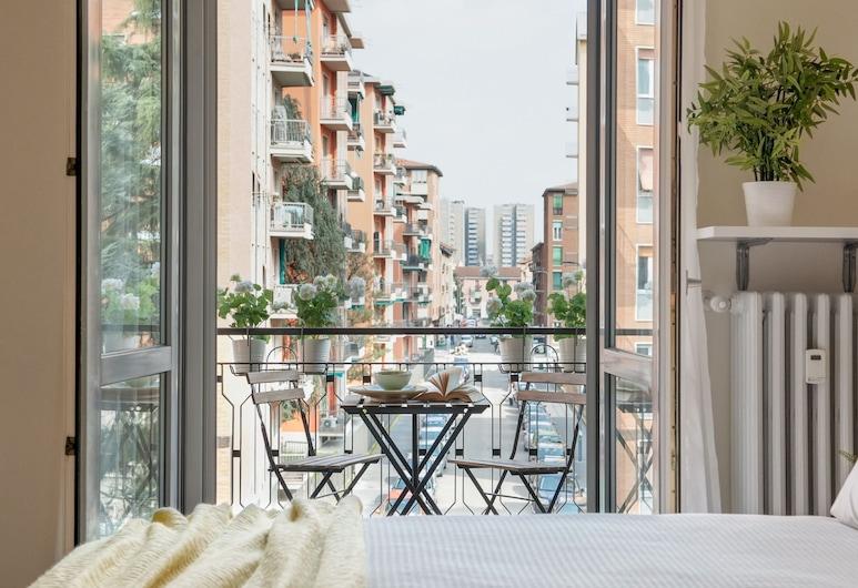 Home at Hotel Niguarda Ossola, Milan, Terrace/Patio