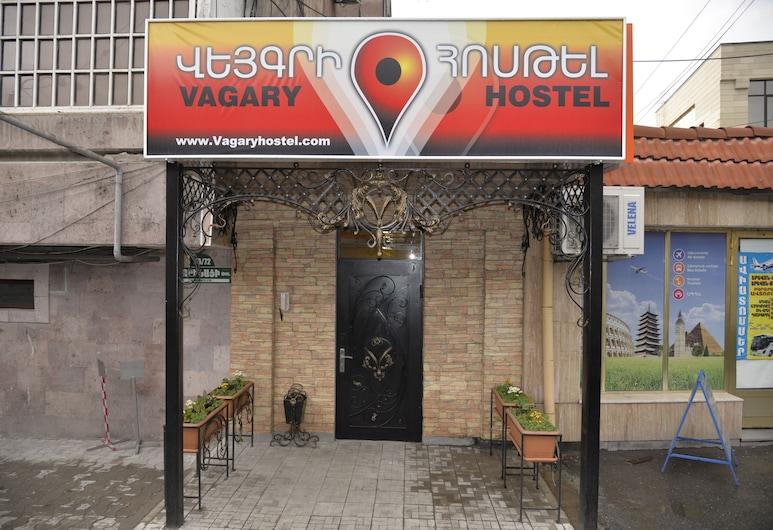 Vagary Hostel, Jerevan, Hotellin julkisivu
