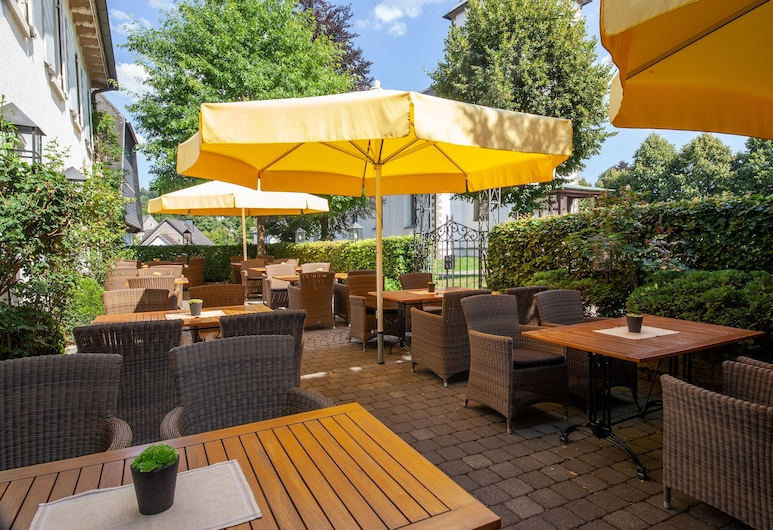 Landhotel Donner, Meschede, Terrace/Patio