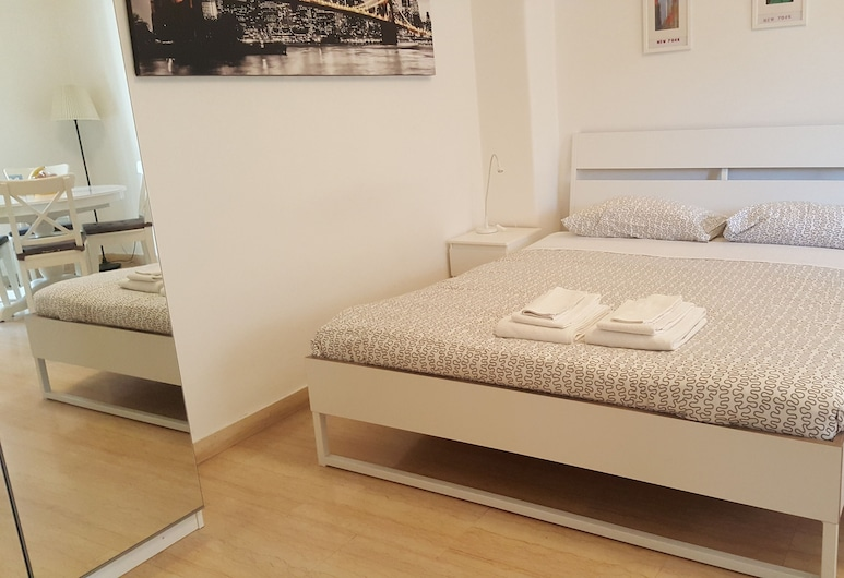 你的空間酒店, 羅馬, 舒適雙人房, 共用浴室, 客房