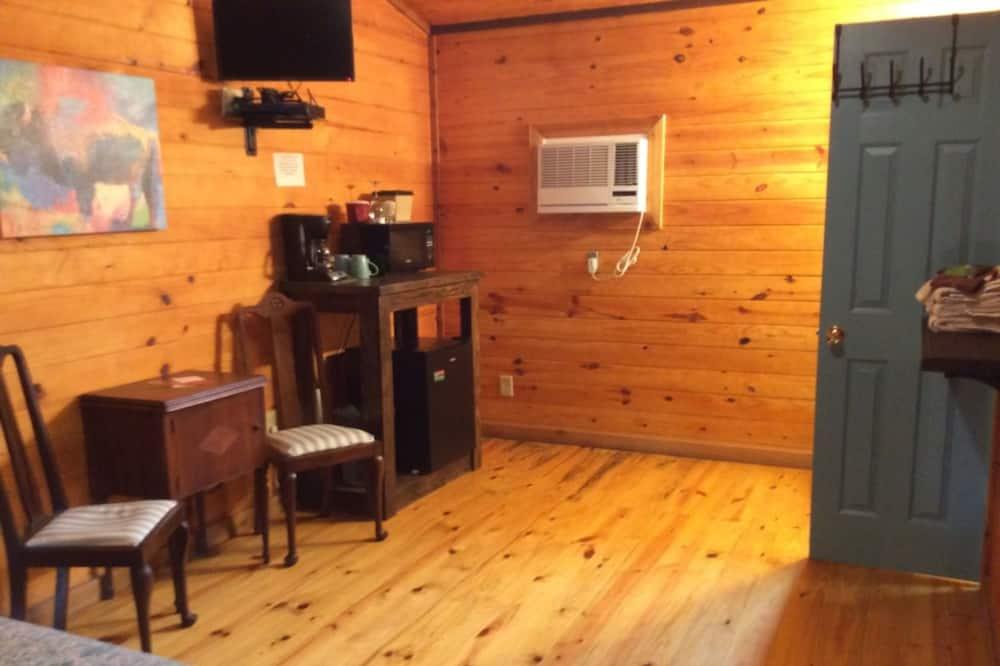 Štúdio, 1 extra veľké dvojlôžko - Obývacie priestory