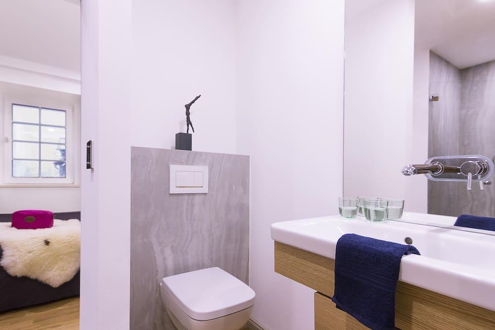 Basic Δίκλινο Δωμάτιο (Double), 1 Queen Κρεβάτι, Μη Καπνιστών - Μπάνιο
