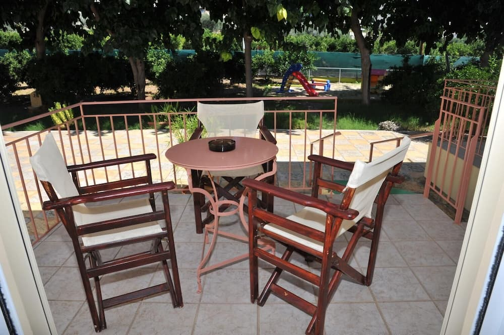 Family House, 1 Bedroom, Accessible - Balcony