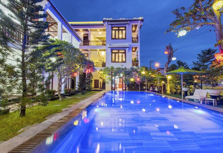 Green Hill Villa, Hoi An, Hồ bơi ngoài trời