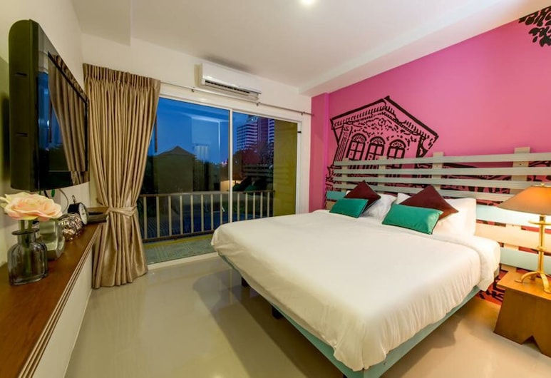 The Pho Thong Phuket, Phuket, Deluxe Double Room, Guest Room