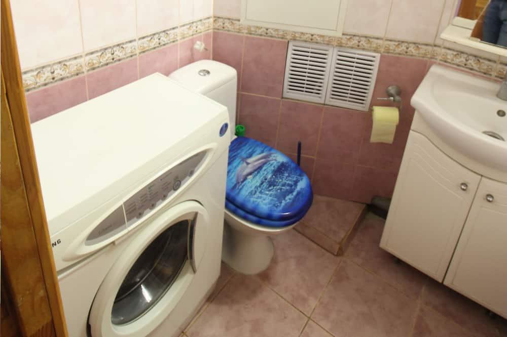 Apartment, 1 Bedroom - Bathroom Amenities