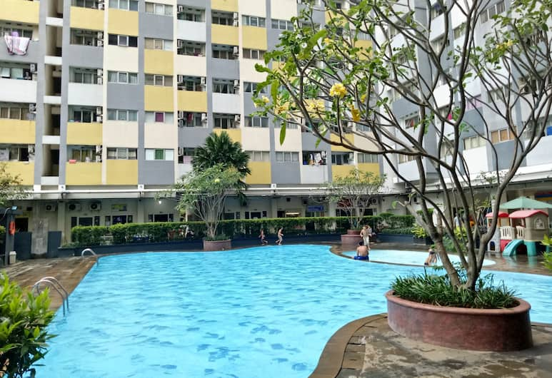 Sentra Timur Residence, Jakarta, Outdoor Pool