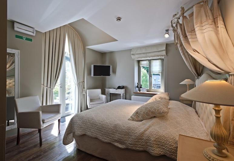 Hotel Saint-Amour, Durbuy, Comfort tweepersoonskamer, Kamer
