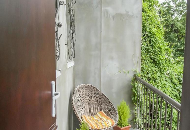 Studio Krowoderska, Krakow, Studio Classic, Balkon