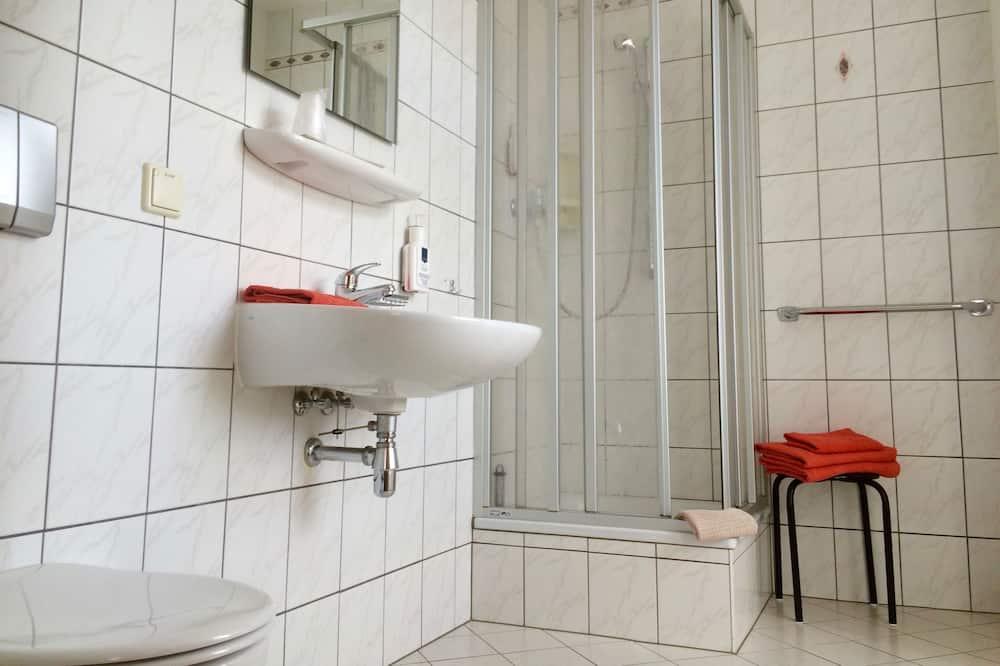 Habitación doble - Regadera en el baño