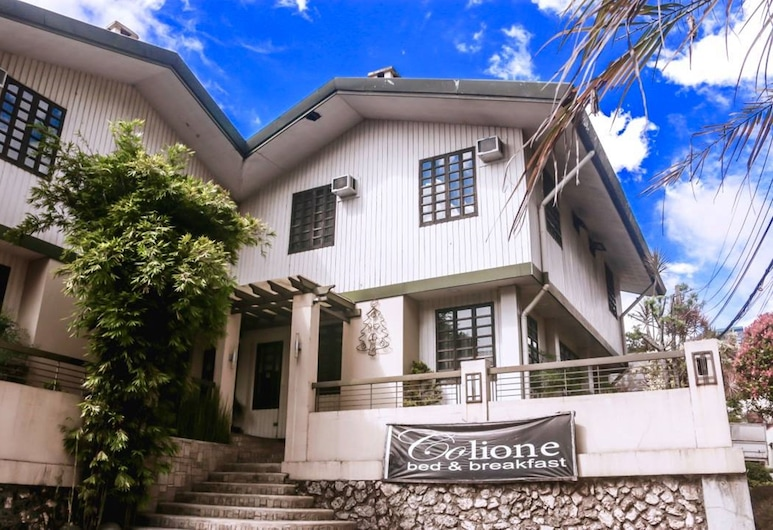 Colione Bed and Breakfast, Baguio