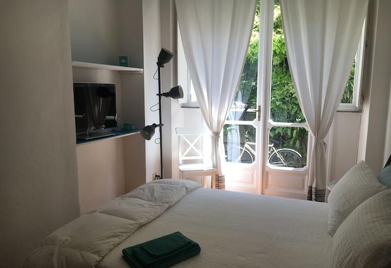 Il Ricciolo B&B, Torino, Doppia Comfort, 1 letto queen (AGATA), Vista dalla camera