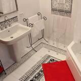 Habitación doble, terraza (Carrubo) - Cuarto de baño