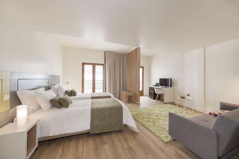 Suite Superior, 1 cama king-size com sofá-cama - Imagem em Destaque