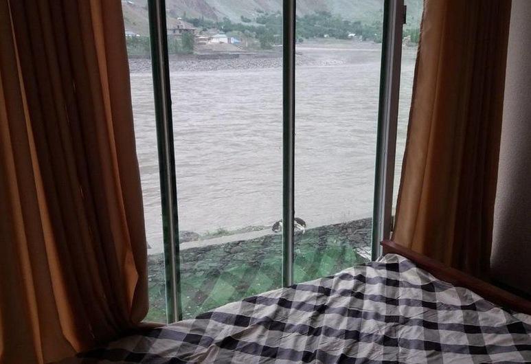 Sharq-Darvoz Mini Hotel - hostel, Kalaikhum, Asrama Umum, kamar mandi umum (2), Area Keluarga