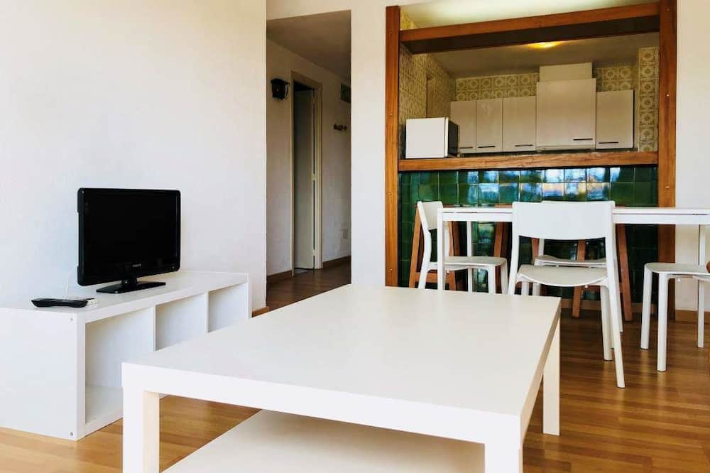 Apartmán, 1 ložnice, terasa - Stravování na pokoji