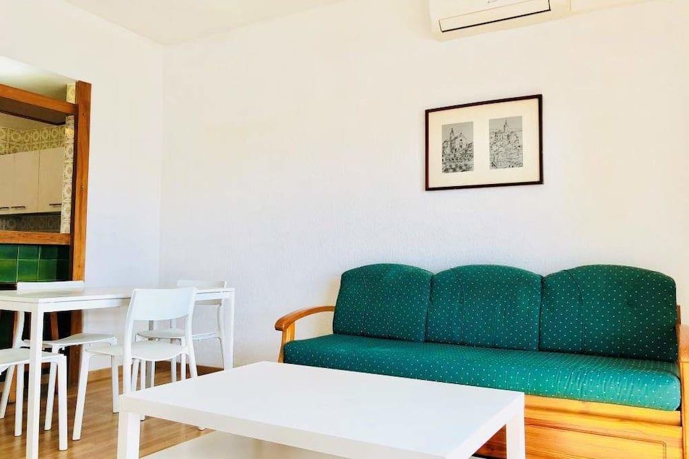 Apartmán, 1 ložnice, terasa - Obývací pokoj