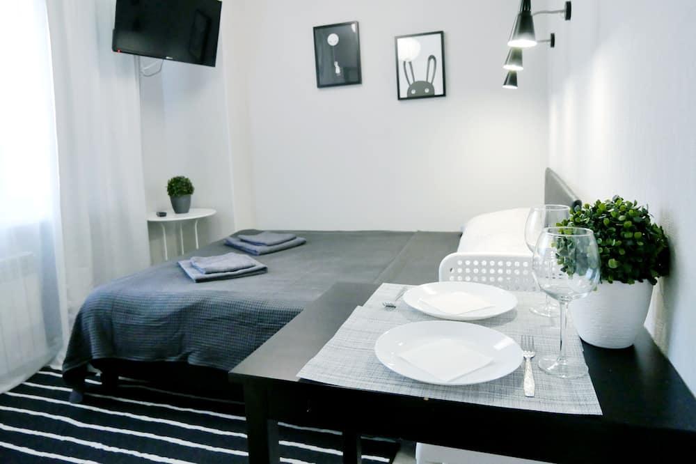 Economy - kahden hengen huone, Jaettu kylpyhuone - Televisio