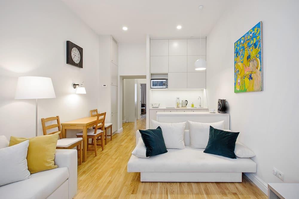 Comfort Διαμέρισμα, Μη Καπνιστών - Περιοχή καθιστικού