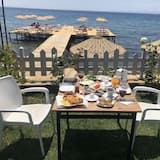 Deluxe Bungalow Double Room with Sea View - 海灘/海景
