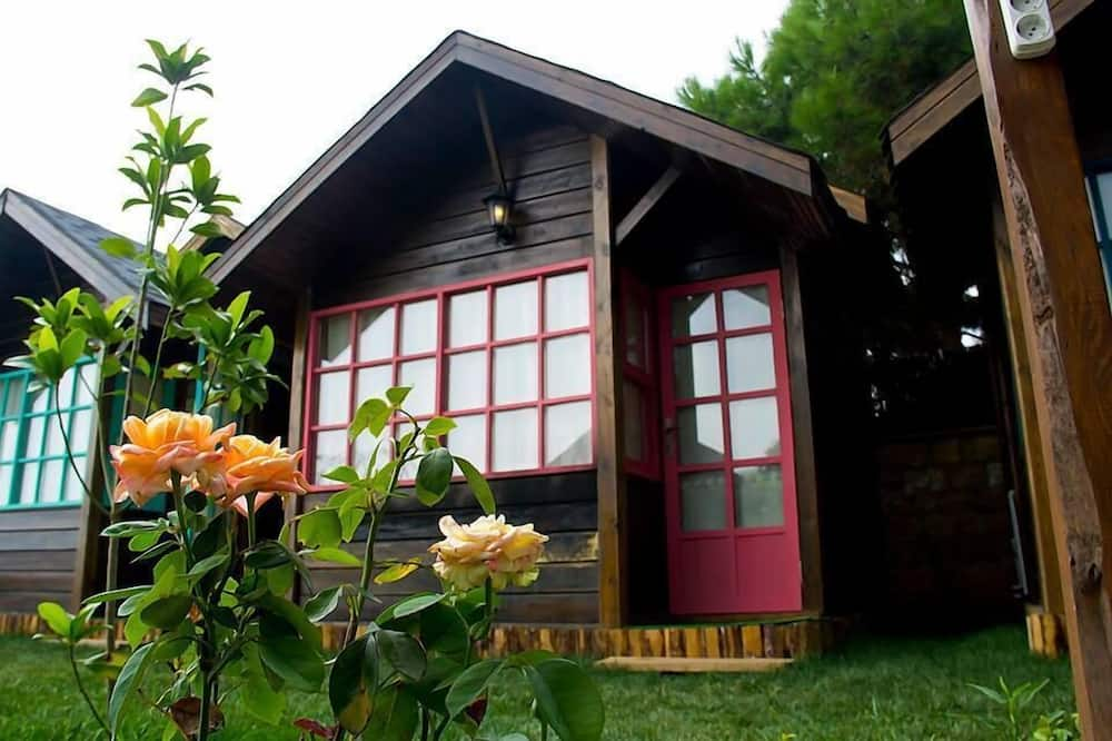 Deluxe Bungalow Triple Room with Sea View - 園景
