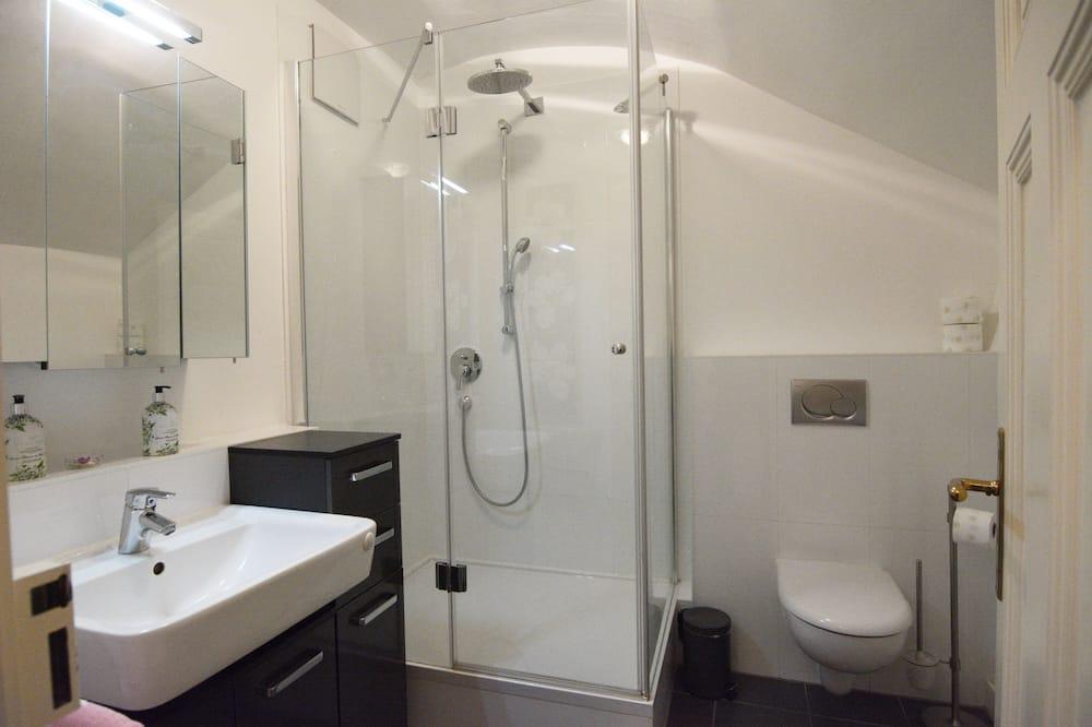 อพาร์ทเมนท์, 1 ห้องนอน - ห้องน้ำ