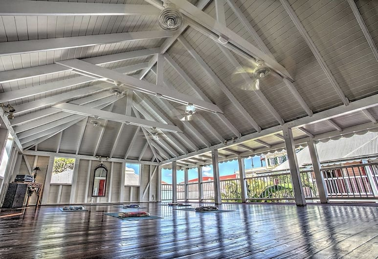 Historic Apt in Heart of Christiansted, Christiansted, Yoga