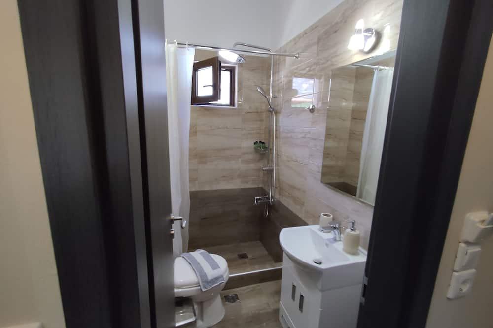 Habitación triple (Saint Nicolas View) - Baño
